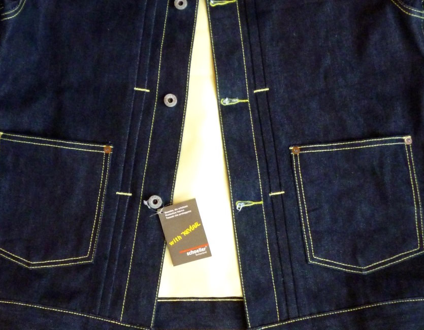 Kevlar Denim Jacket 2