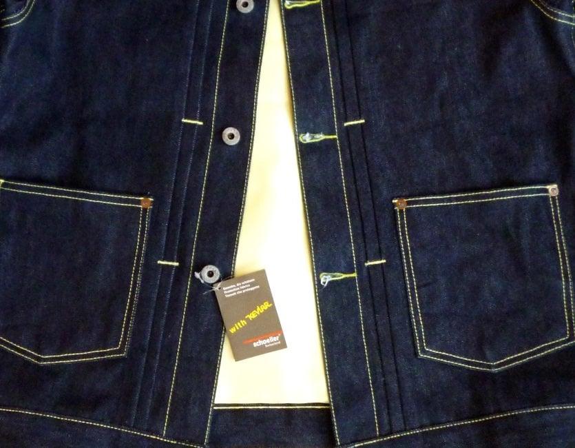 Kevlar Denim Jacket 2