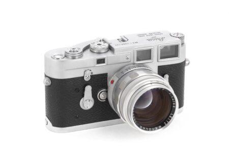 Leica M3 450x330 - 1963 Leica M3