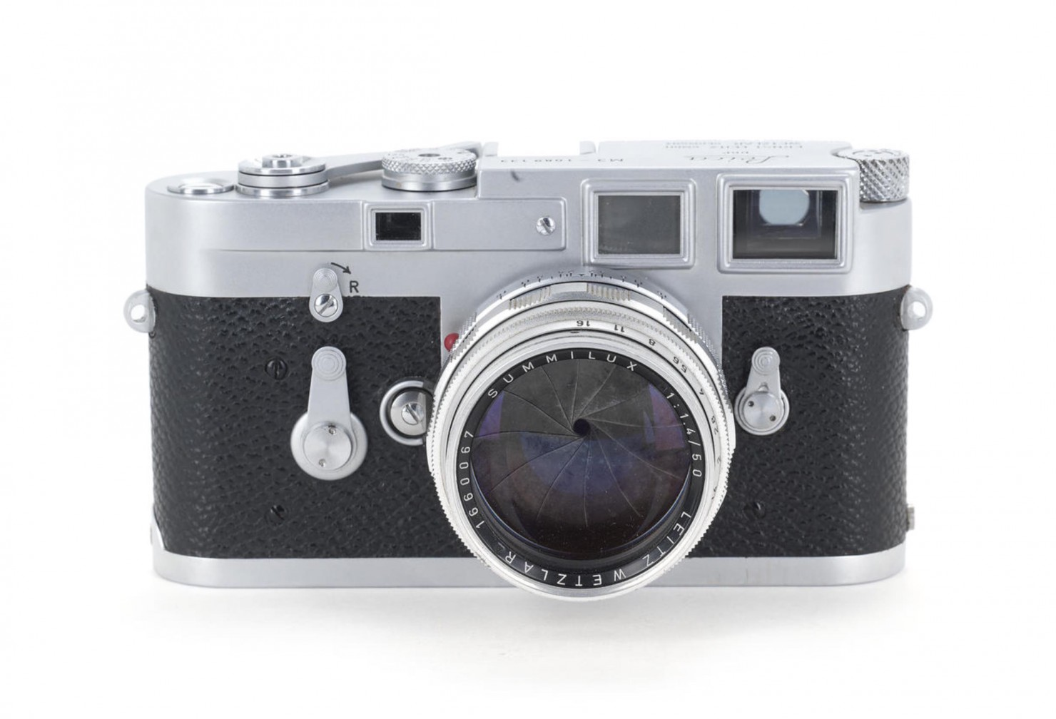Leica M3 Camera Front