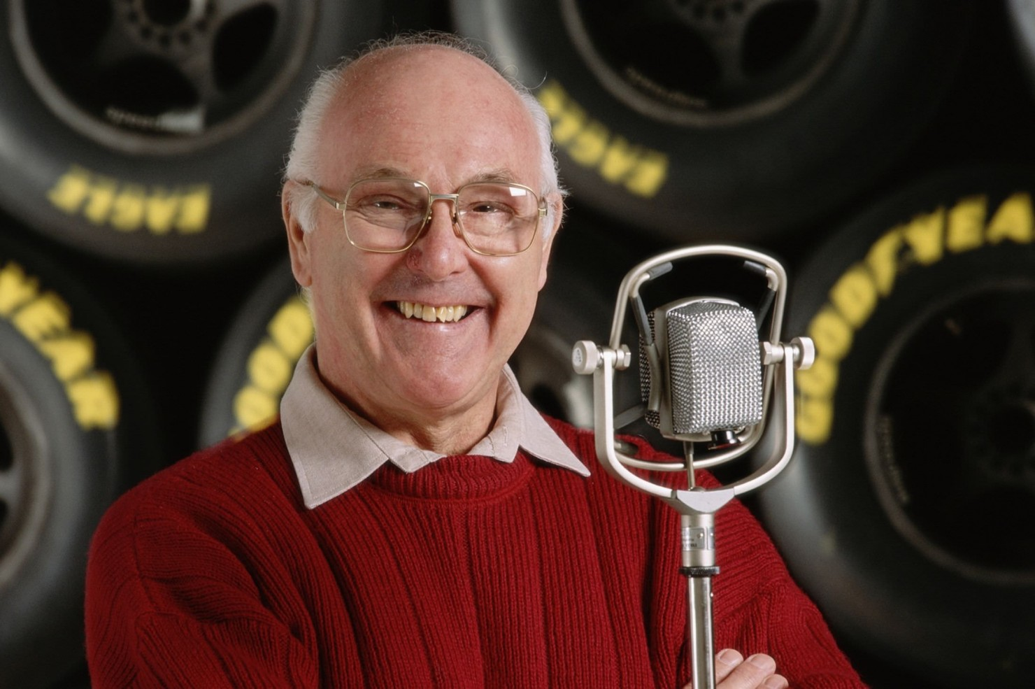 Murray Walker Formula 1