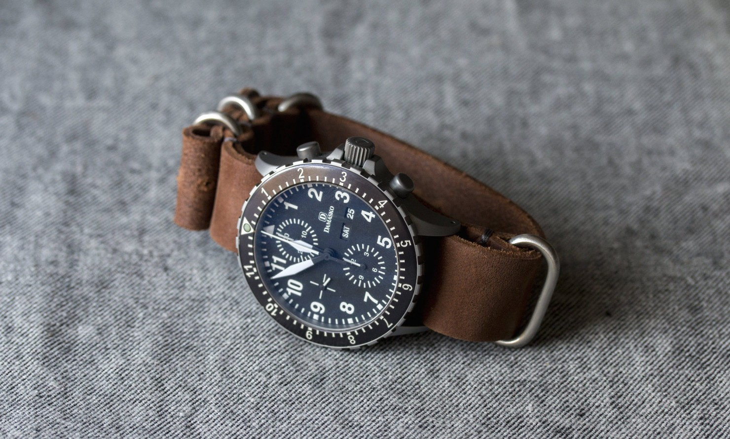 NATO Watch Strap 1