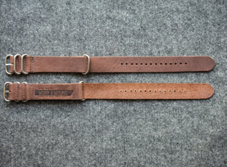 NATO Watch Strap 2 450x330 - NATO Strap by Worn & Wound