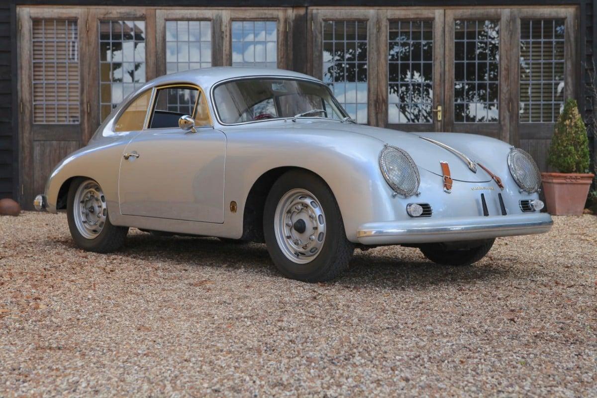 1959 Porsche 356a 1600 Gt