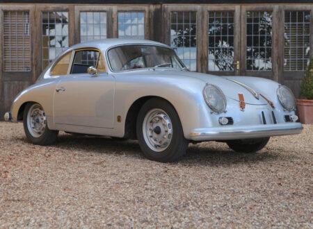 Porsche 356A 2 450x330 - 1959 Porsche 356A 1600 GT