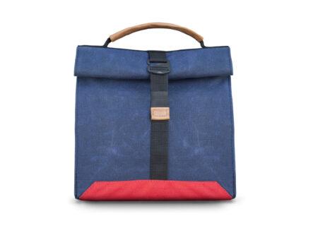 Thermal Bag 1 450x330 - Waxed Canvas Beer Bag