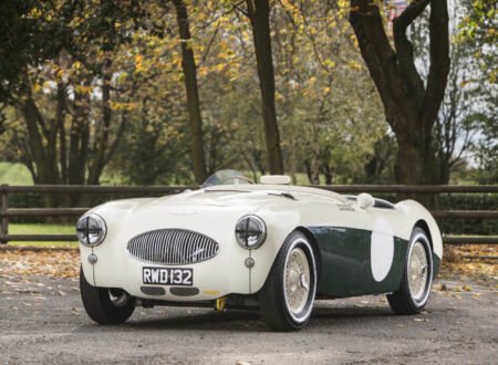 Austin Healey 100S 1 450x330 - An Original Austin-Healey 100S