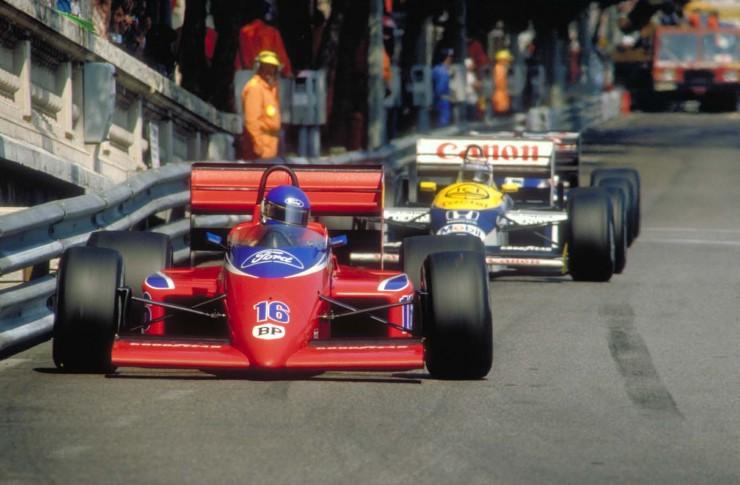 Beatrice Haas Lola Formula 1