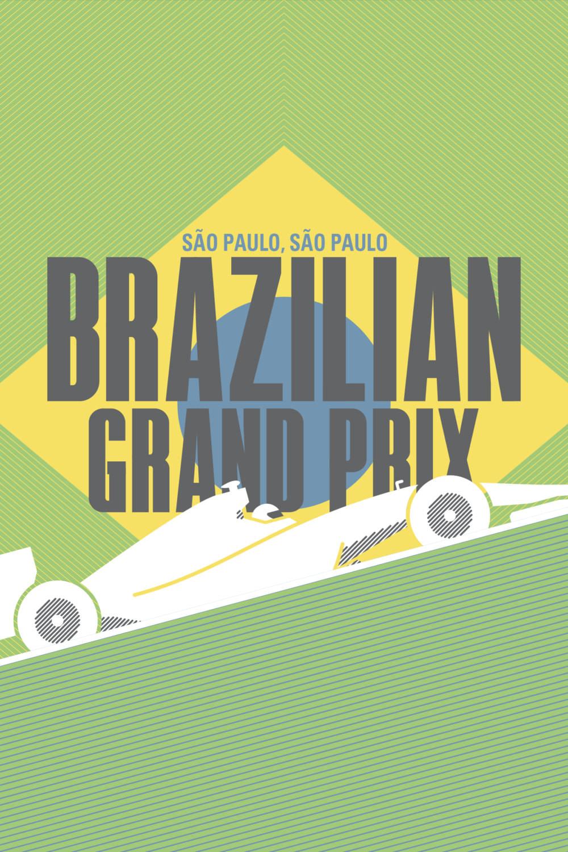 Brazilian Poster