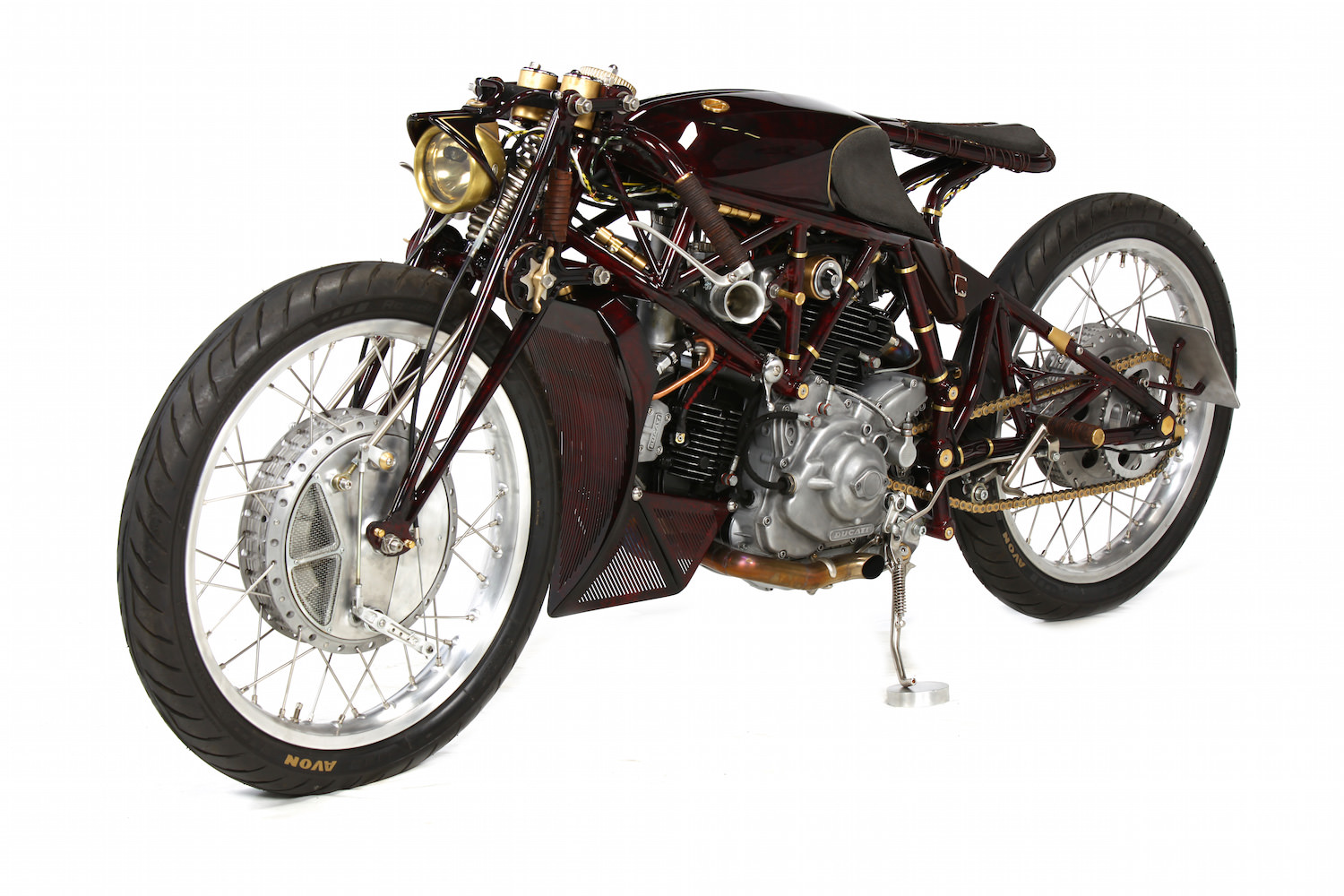 Ducati 900ss By Old Empire Motorcycles Monster 900 Wiring 1995 17