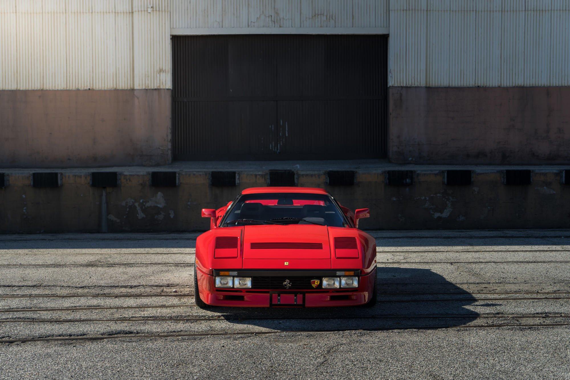Ferrari 288 Gto For Sale >> Ferrari 288 GTO