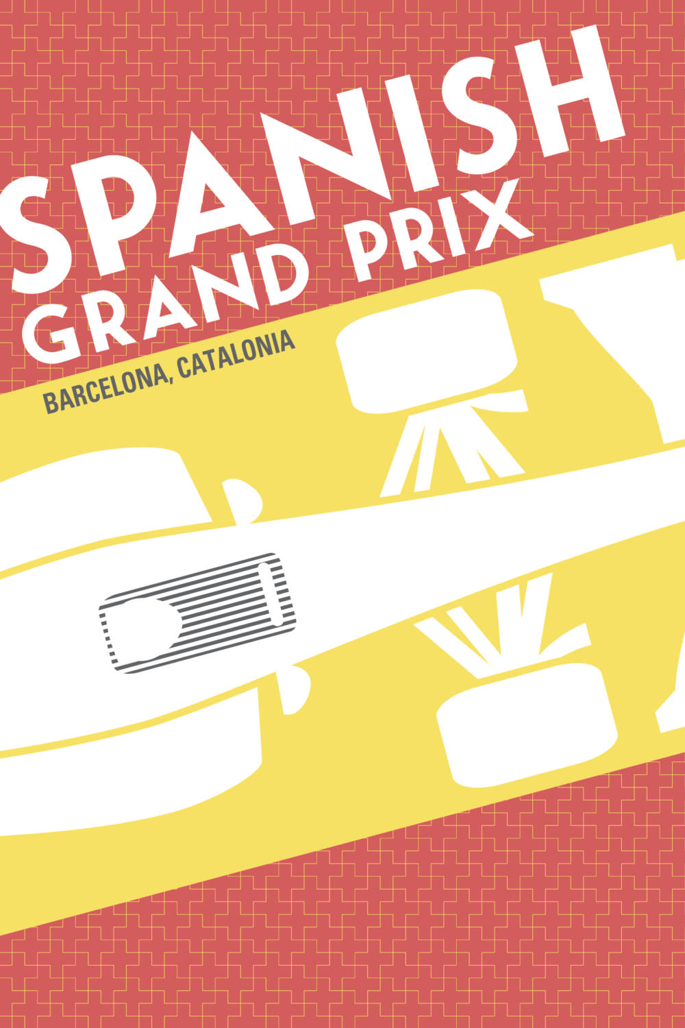 Formula 1 Race Posters 10