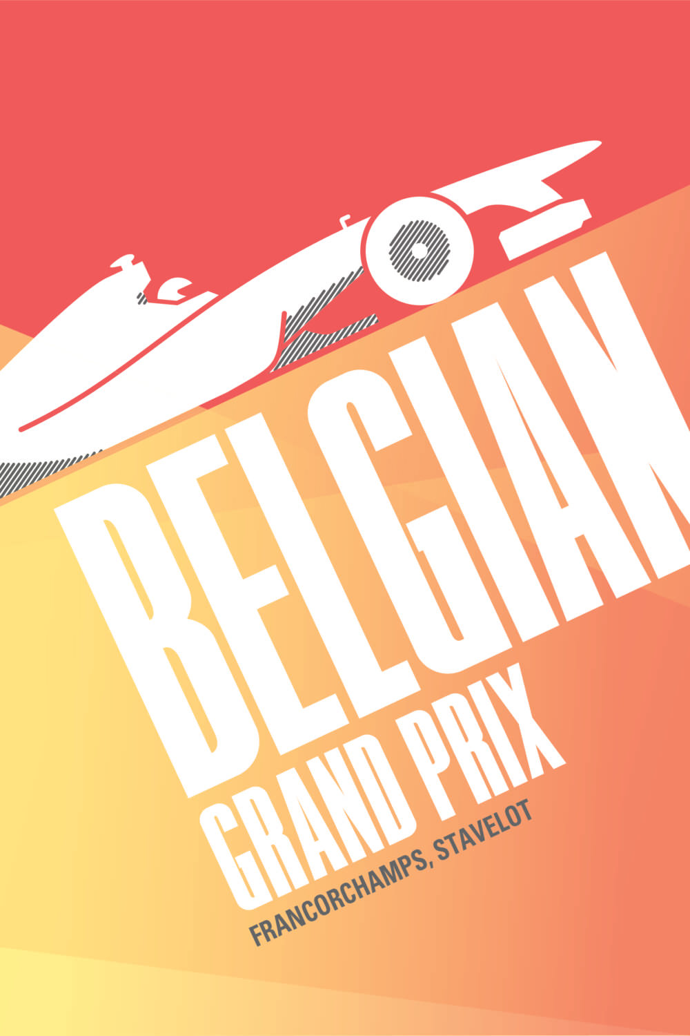 Formula 1 Race Posters 11