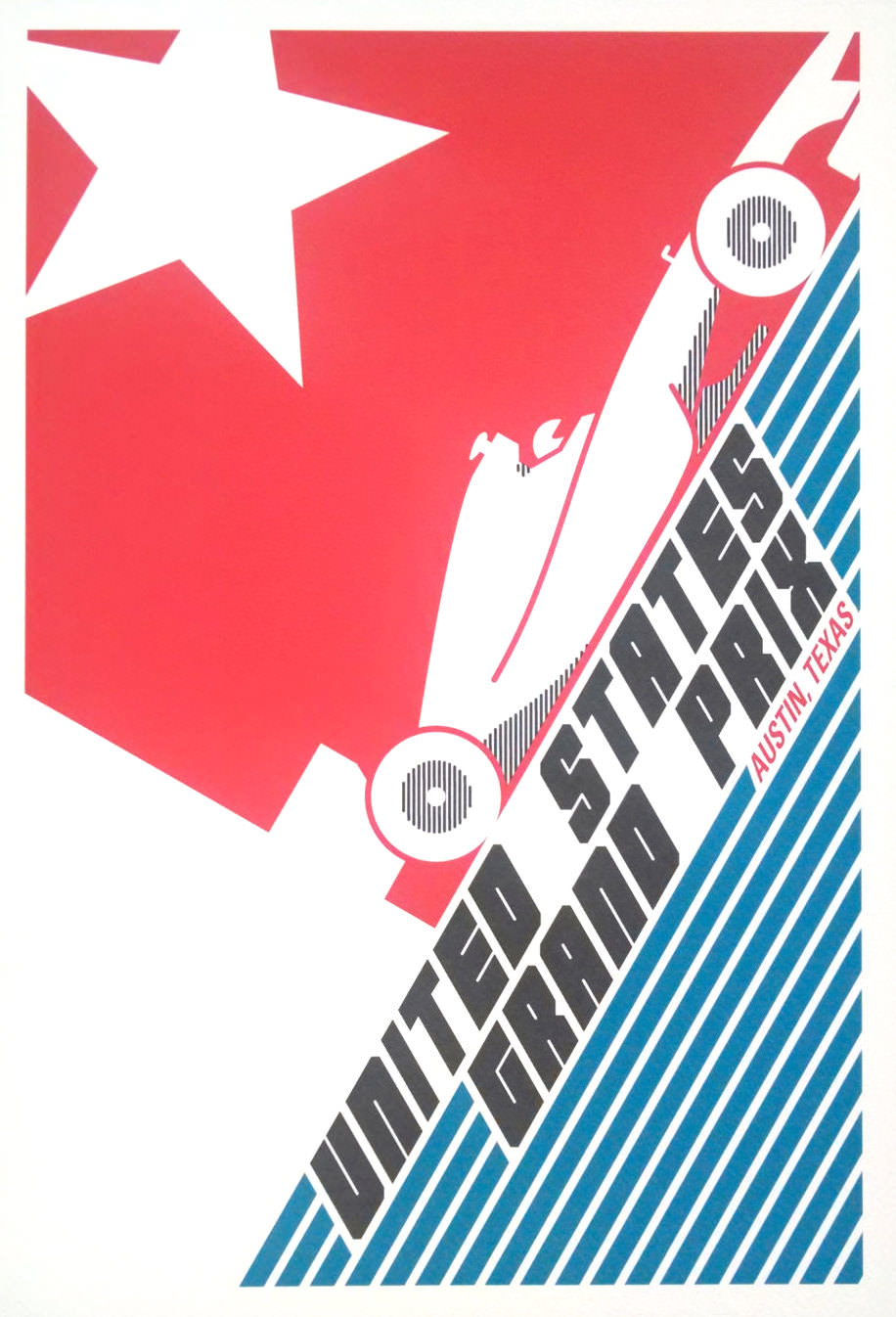 Formula 1 Race Posters 3