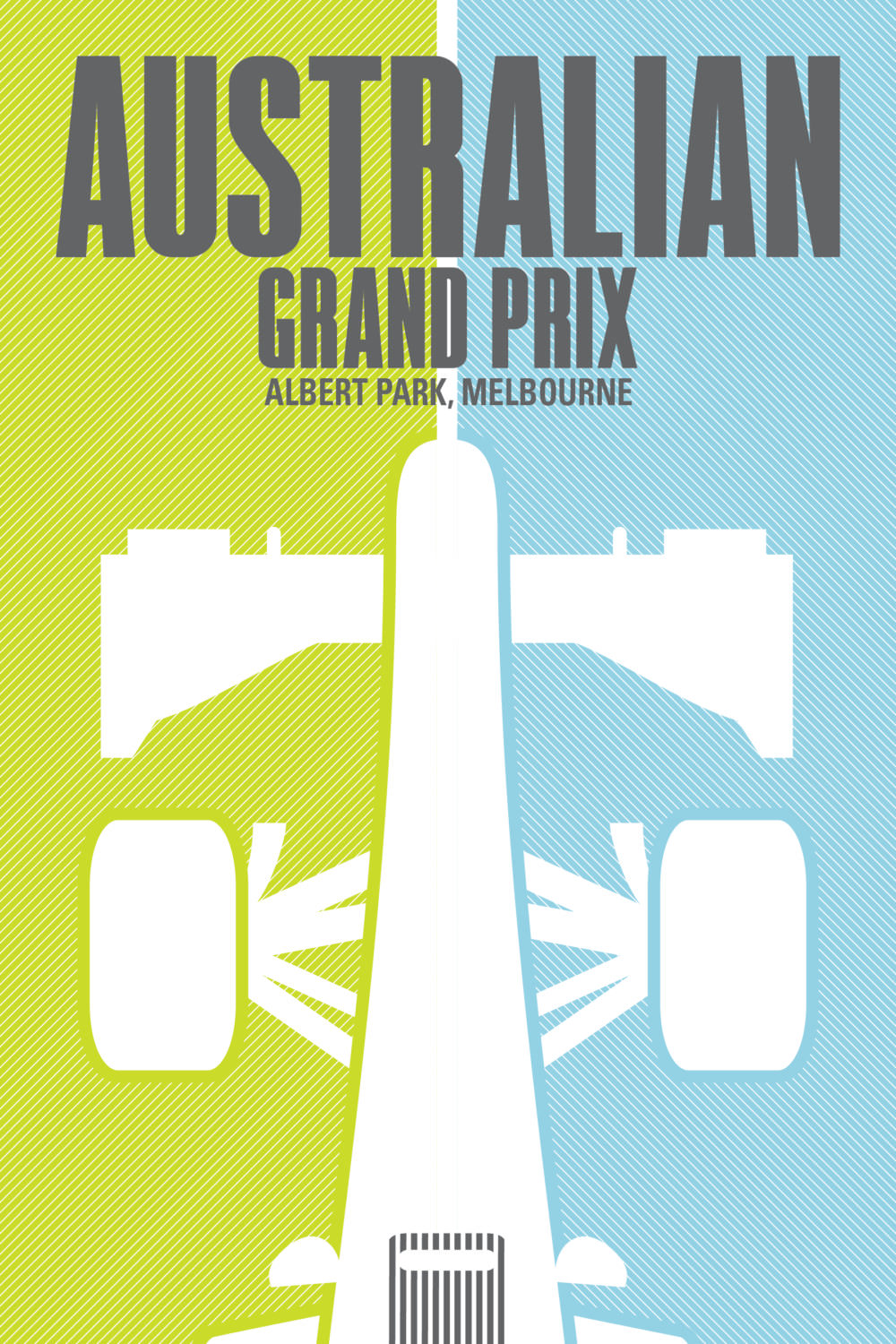 Formula 1 Race Posters 7