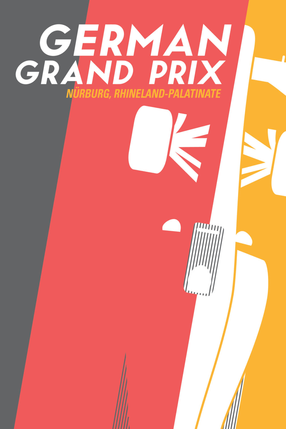 Formula 1 Race Posters 8