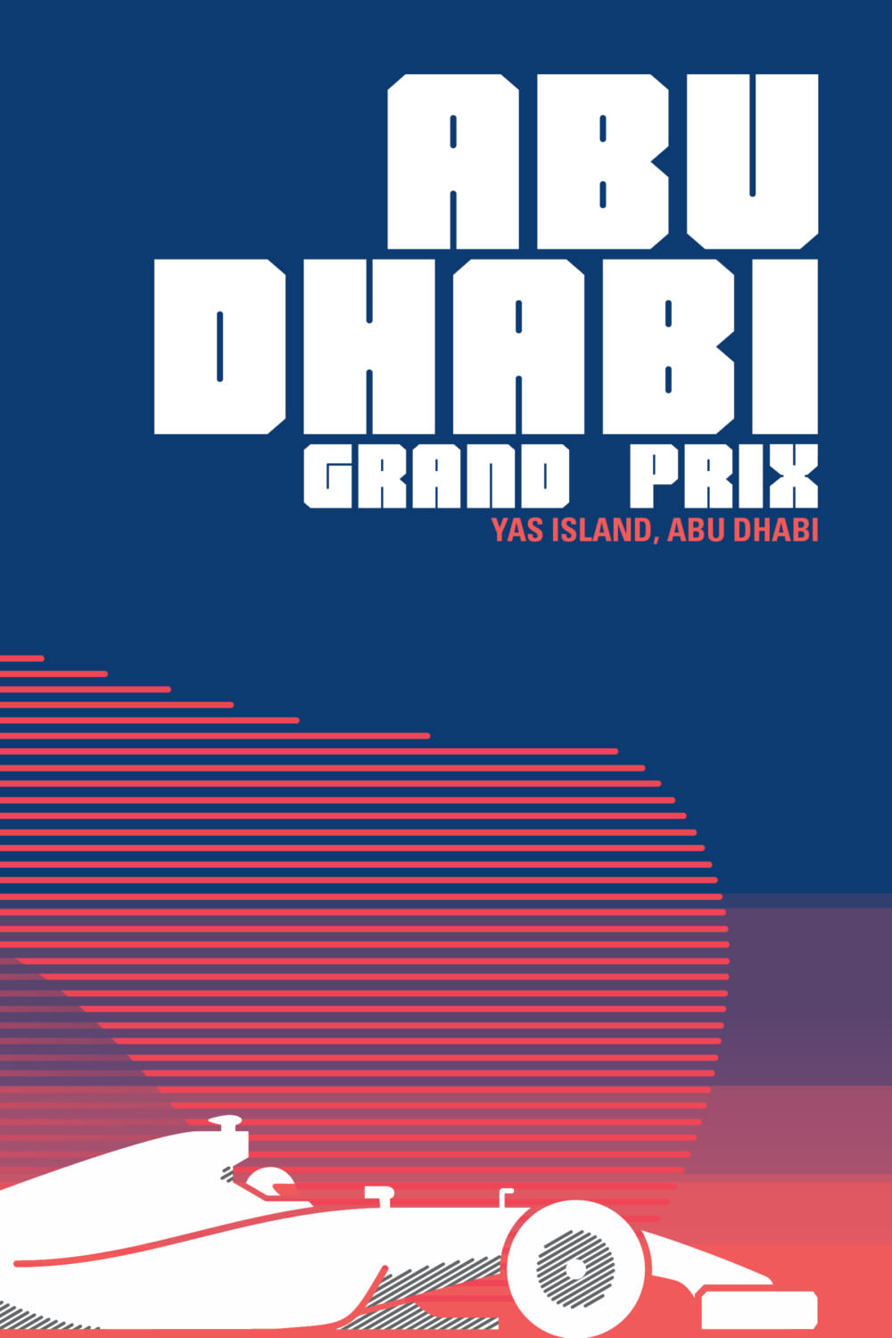 Formula 1 Race Posters 9