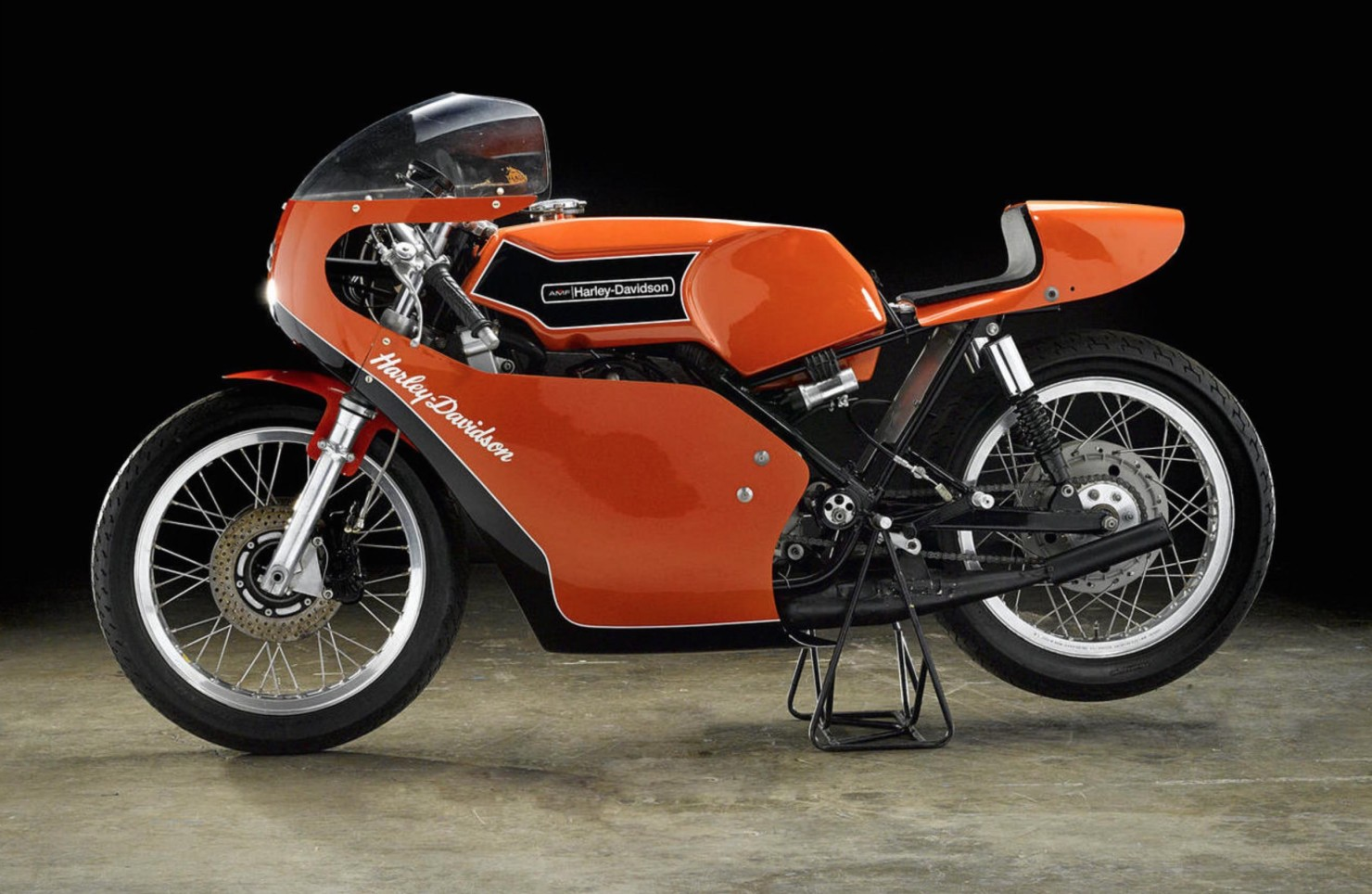 Harley-Davidson RR350 4