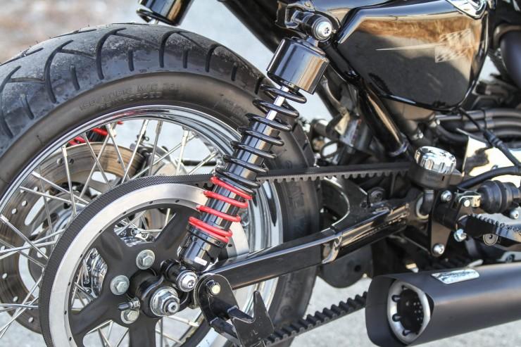 Harley-Davidson Sporter Cafe Racer 5