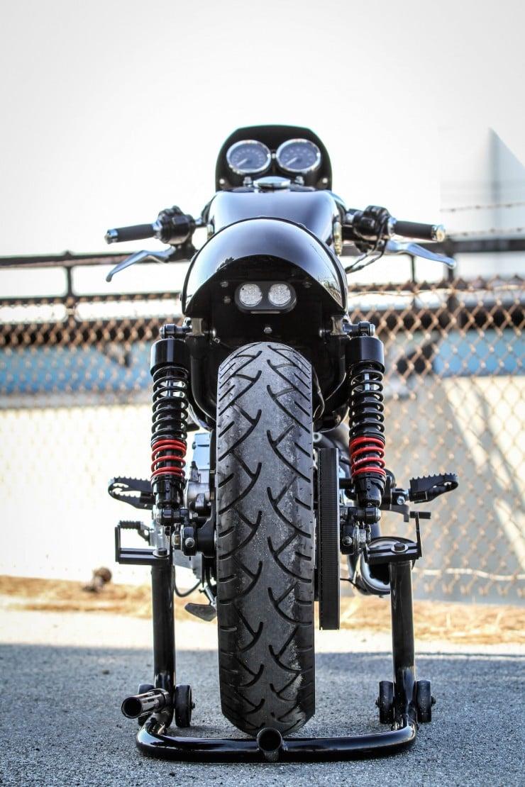 Harley-Davidson Sporter Cafe Racer  9