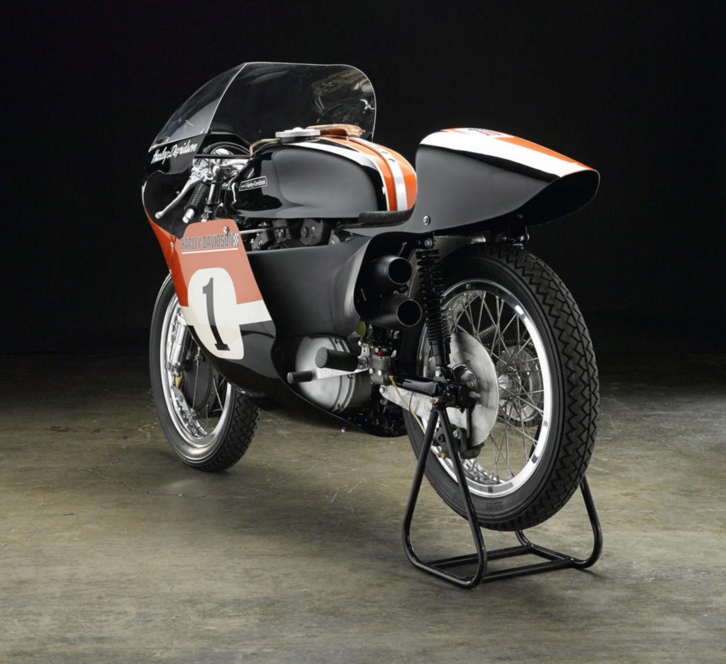Harley-Davidson XRTT 2