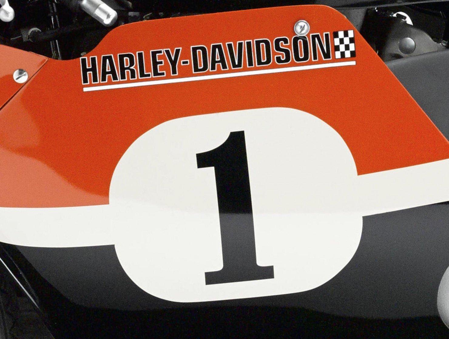 Harley-Davidson XRTT 5