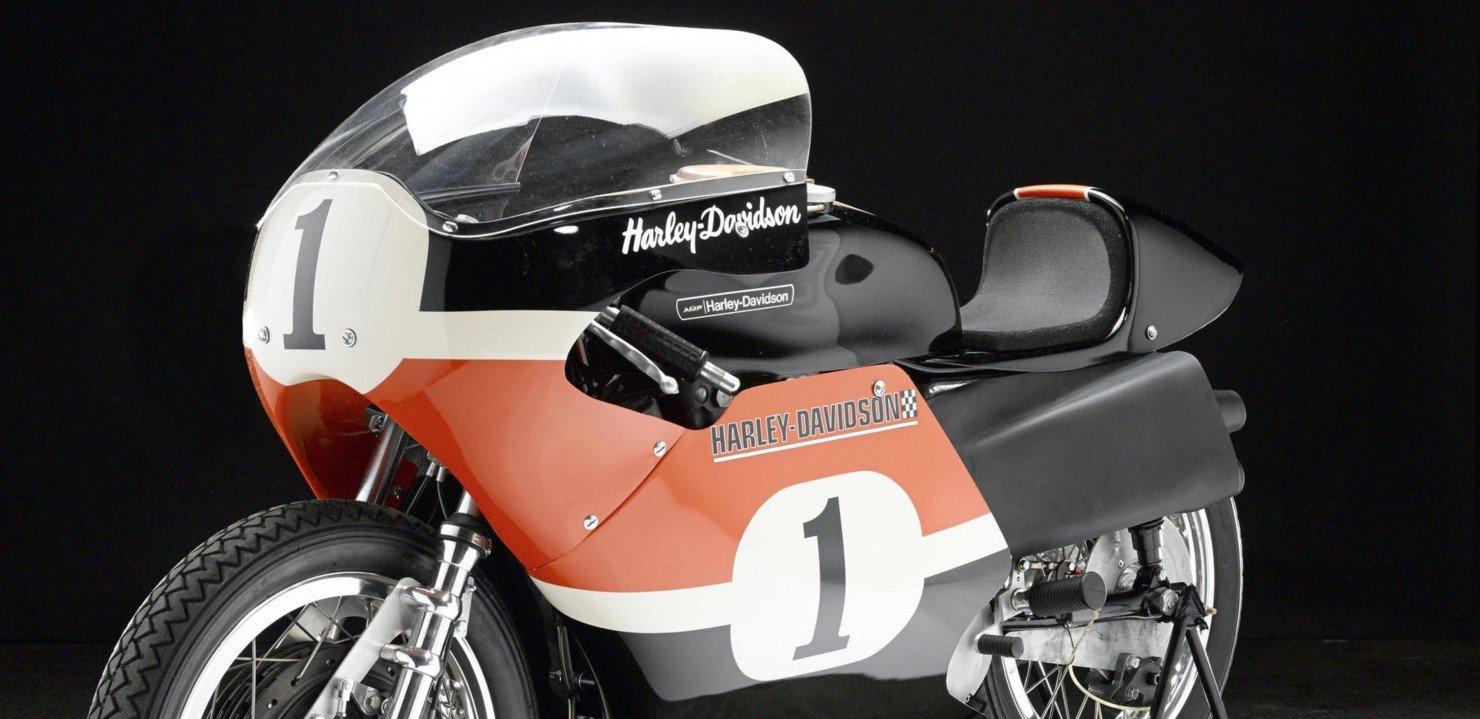 Harley-Davidson XRTT 8