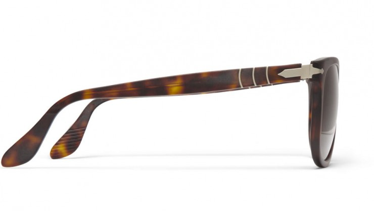 Havana Polarised Sunglasses by Persol 1