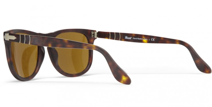Havana Polarised Sunglasses by Persol 2