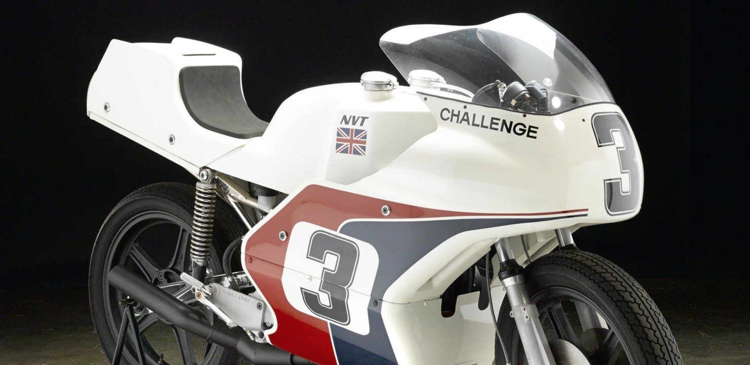Norton Challenge P86 8
