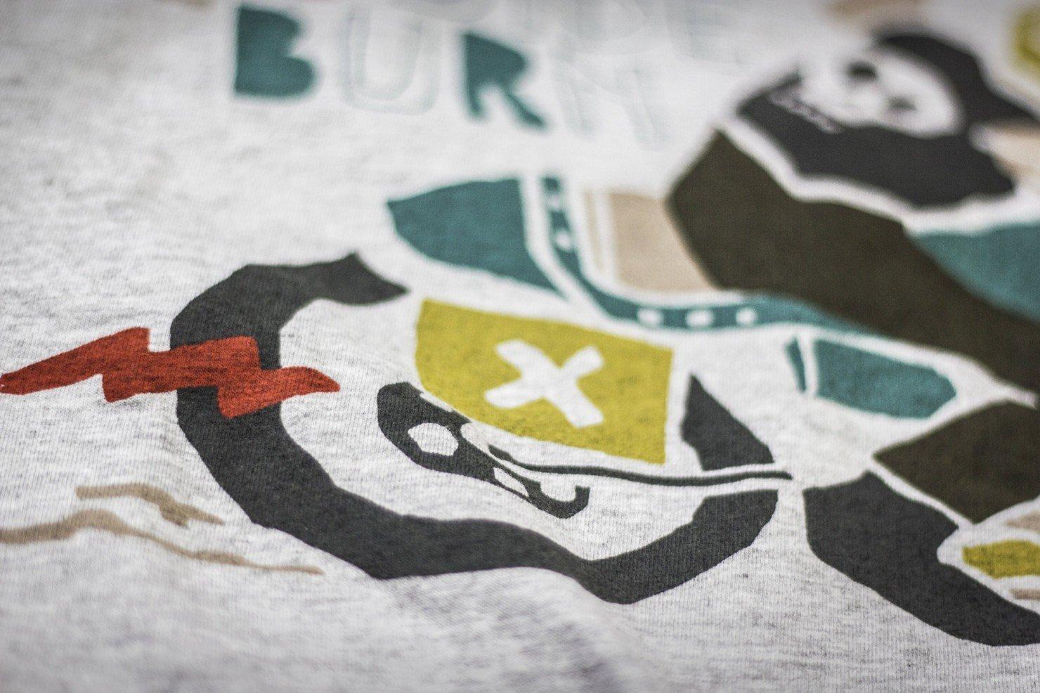 ODFU x Sideburn T-Shirt 3