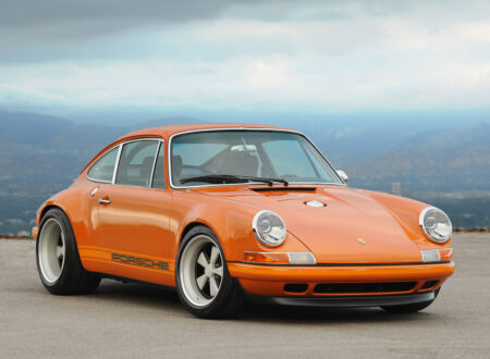 Singer Porsche 911 450x330 - Singer: Porsche 911 Re-Imagined