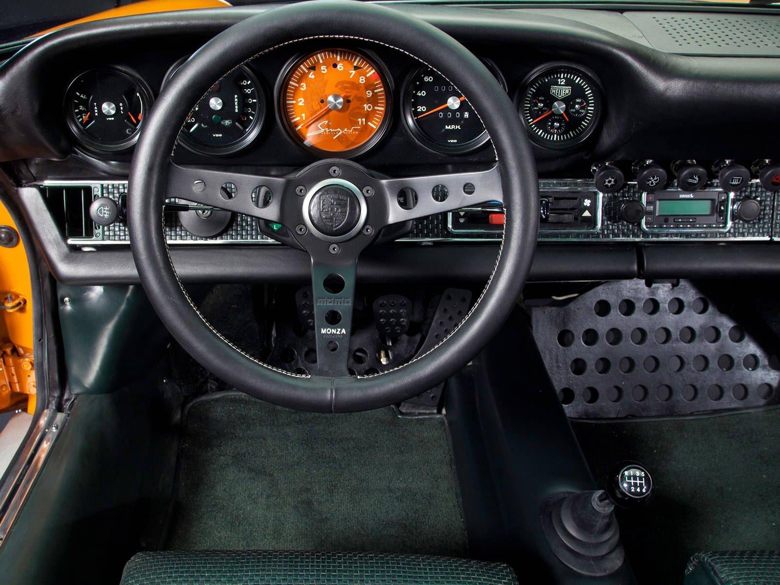 Singer: Porsche 911 Re-Imagined