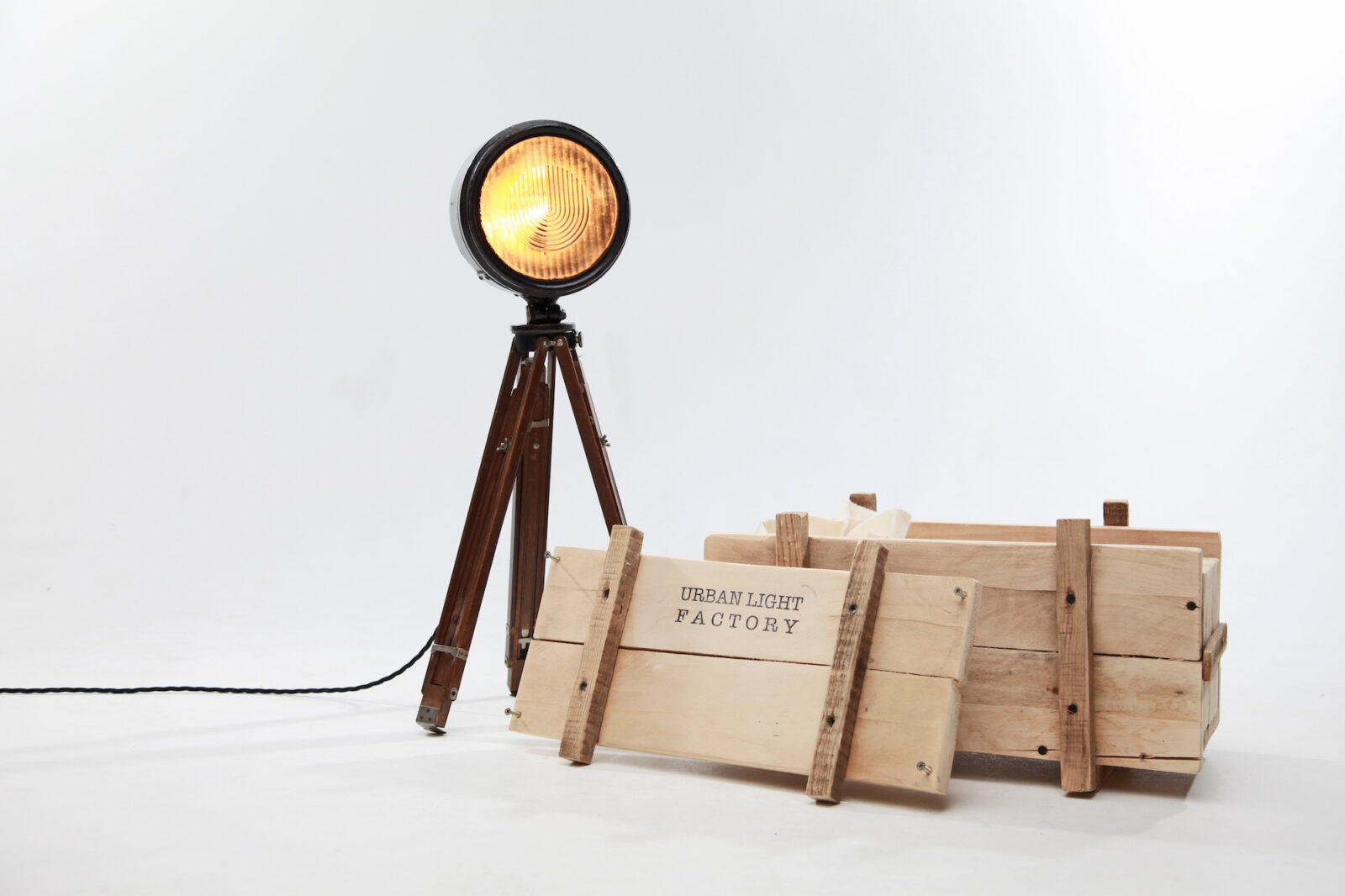 Urban Light Factory 2 1600x1066 - Otto Lamp by Urban Light Factory