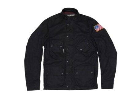 Vanson Jacket 450x330 - INR x Vanson Mojave Jacket