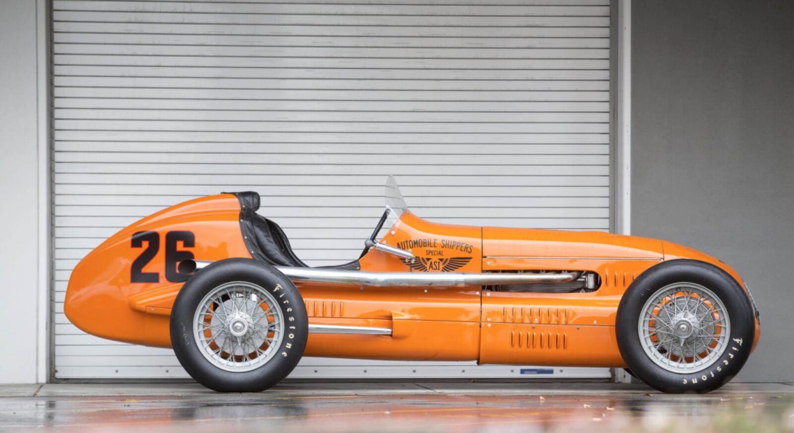 Automobile Shippers Special Indy Roadster
