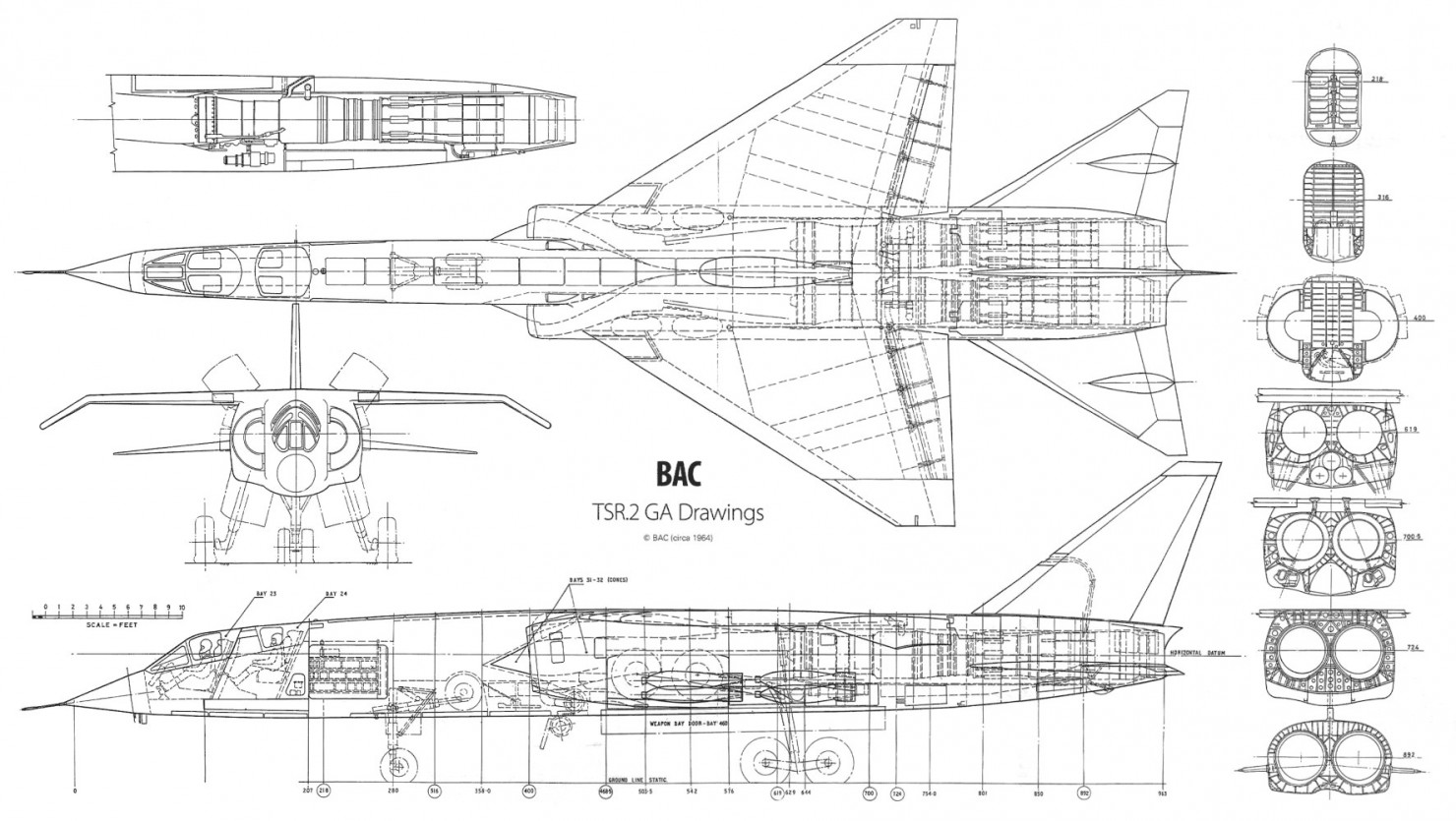 BAC TSR-2: The Untold Story