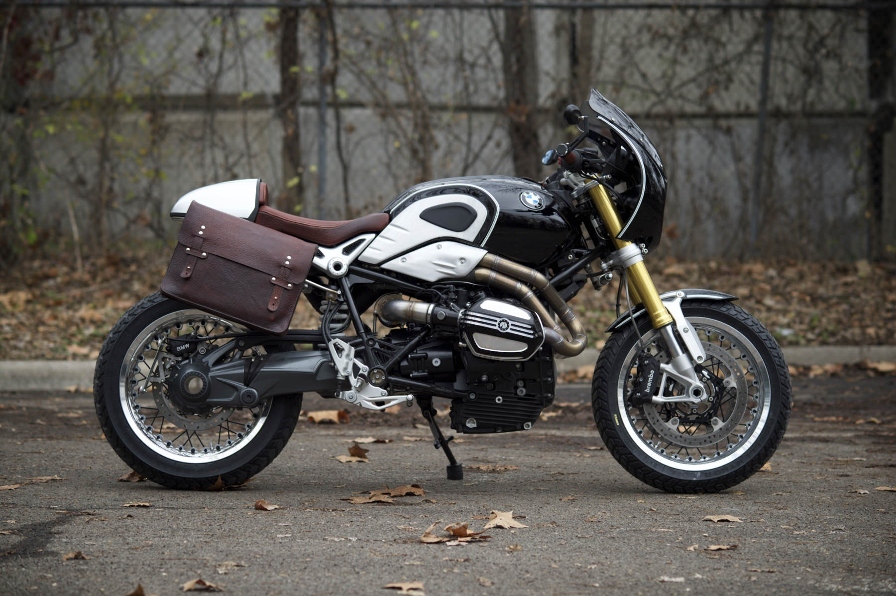 Bmw R Ninet By Revival Cycles