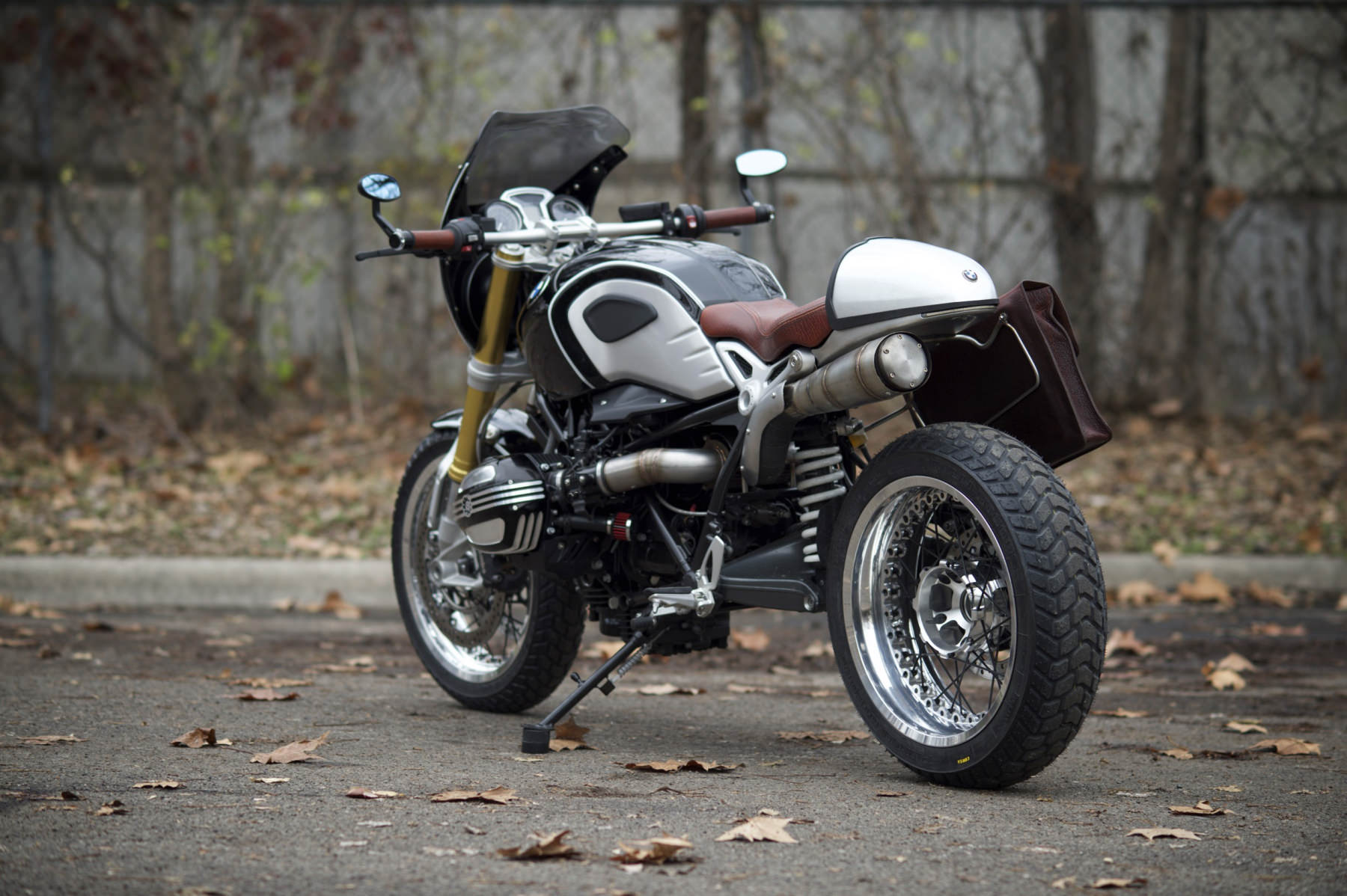 Bmw R Nine T For Sale >> BMW R nineT by Revival Cycles