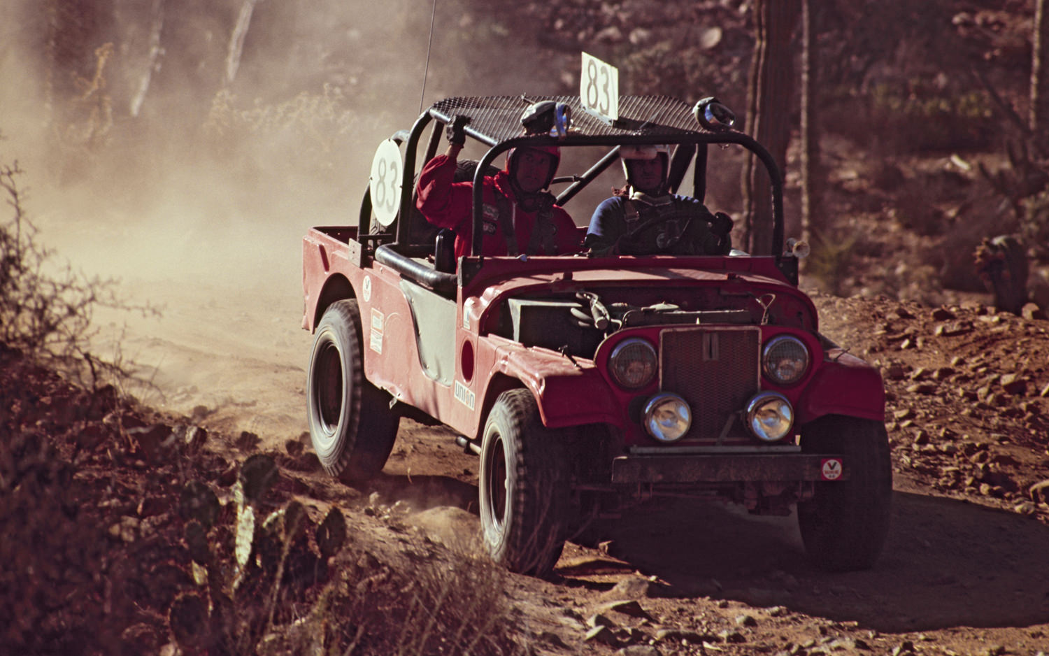The First Baja 1000: 27 Hours to La Paz