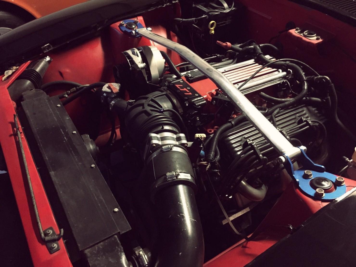 Datsun 240Z V8 Conversion