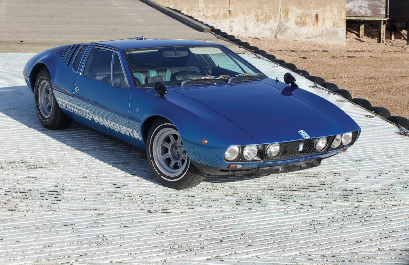 De Tomaso Mangusta 12 1600x1038 - 1969 De Tomaso Mangusta