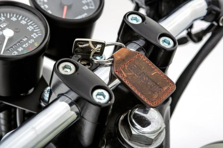 Honda GB250 4