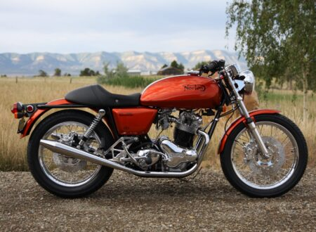 Norton Commando 1 450x330 - Commando #106 by Colorado Norton Works
