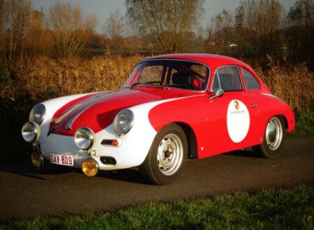 Porsche 356 1 450x330 - Porsche 356C 1600 SC