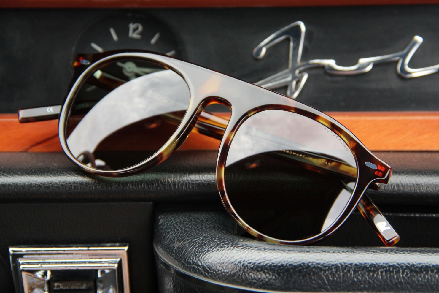 Stelvio Sunglasses by Autodromo 2
