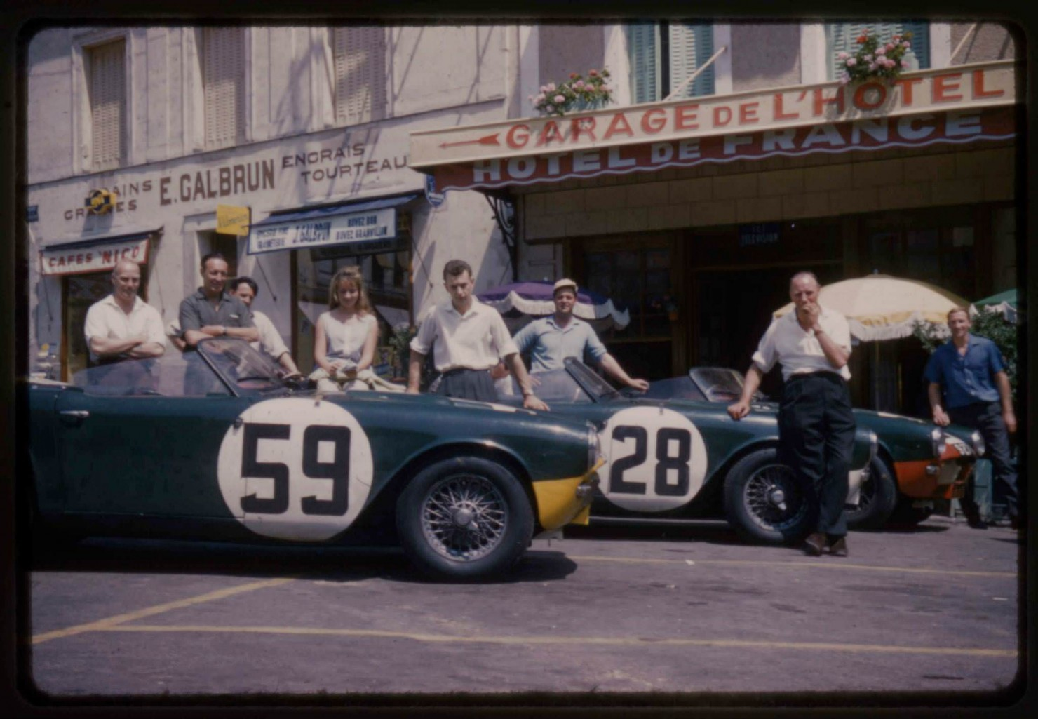 Triumph At Le Mans 5