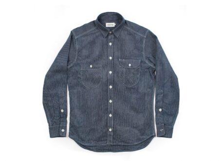 Utility Shirt e1422696081430 450x330 - Utility Shirt by Taylor Stitch