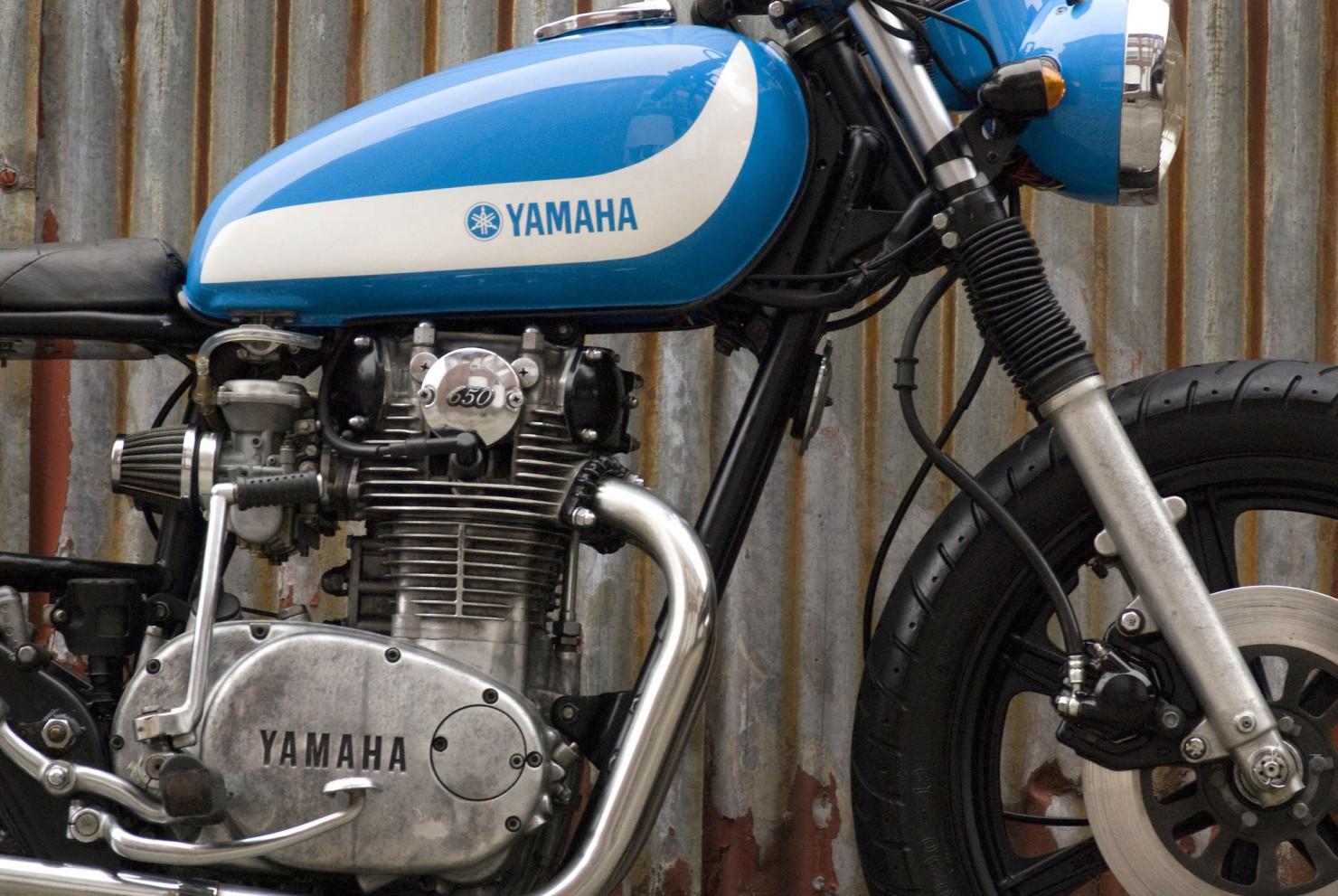 Yamaha XS650 3