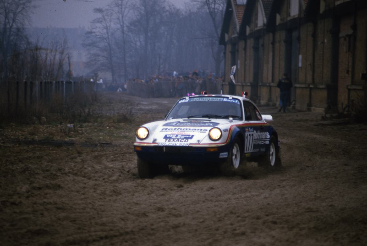 1984 Paris-Dakar Rally